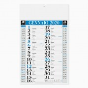 Calendario Olandese Da Stampare.Calendari 2020 Personalizzati