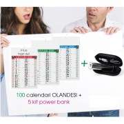 calendari  + kit power