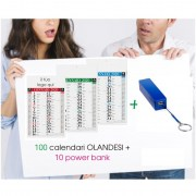 calendari +  power bank