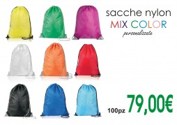 sacche mix color
