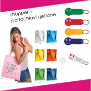 shopper + gettone carrello